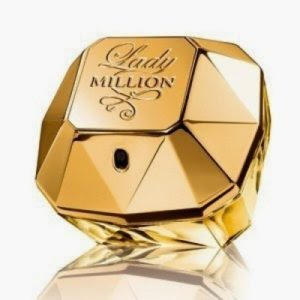 parfum lady million