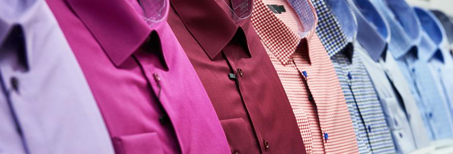 choisir chemise pour homme